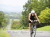 2Cresting the hill during Luray Sprint