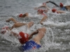 Luray Sprint Triathlon lake swim