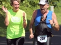 Luray Triathlon run
