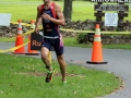 Daniel Feeny at Luray Triathlon