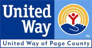 United Way of Page County logo