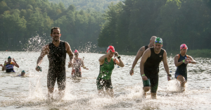 luray triathlon swim