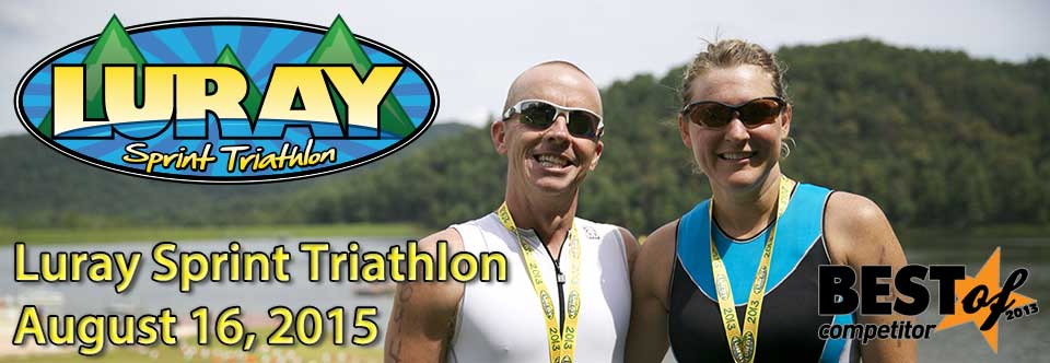 Luray Sprint Triathlon 2015