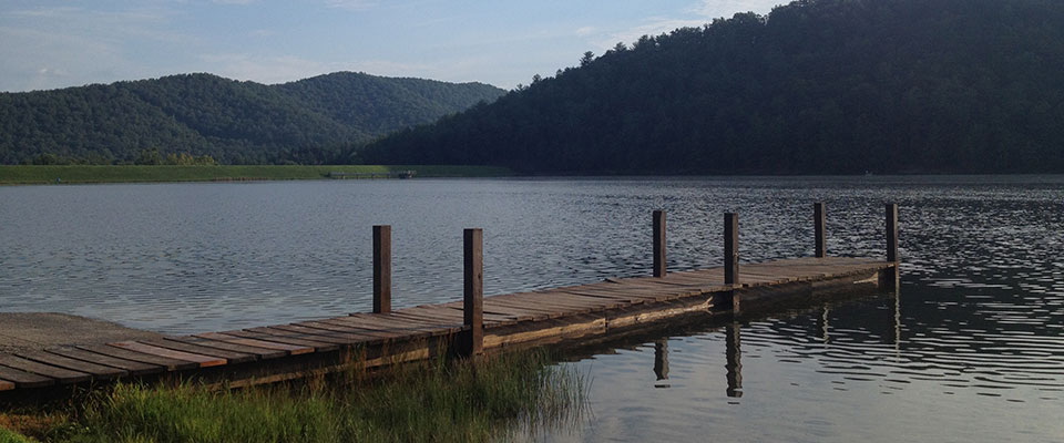 Lake Arrowhead Luray Triathlon Swim