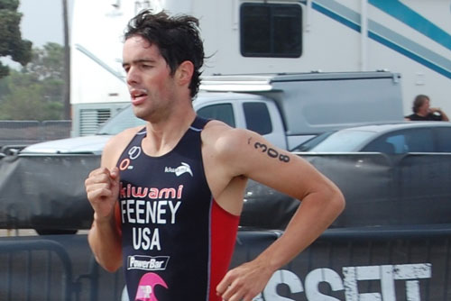 Dan Feeney pro triathlete