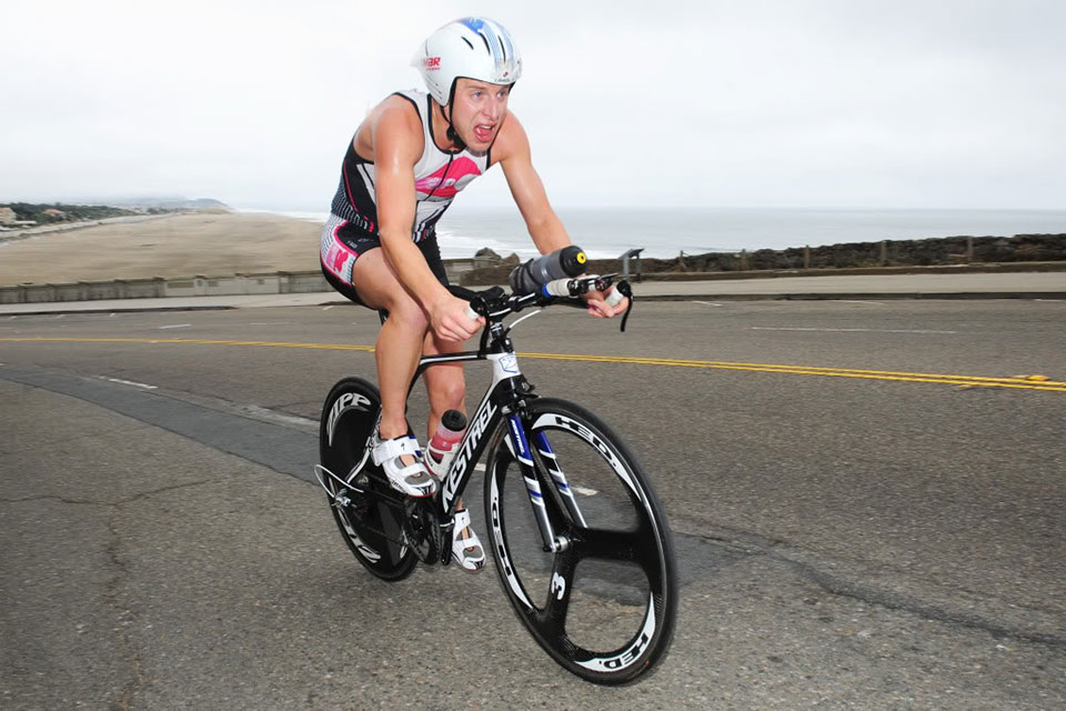 John Kenny Pro Triathlete
