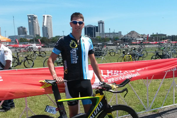 Matt Shanks at Challenge Atlantic City