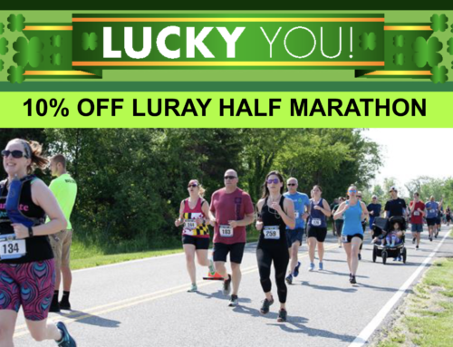 10% Off Luray Half Marathon