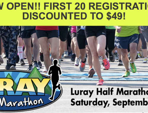 Luray Half Marathon Now Open