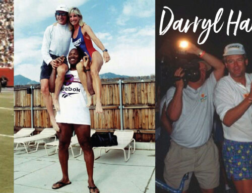 Darryl Haley: Football, Triathlon and Making a Difference